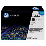 Original HP Q6460A black laser toner cartridge HP No 644A