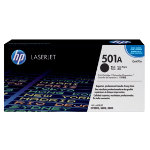 Original HP Q6470A LaserJet black toner cartridge HP No 501A