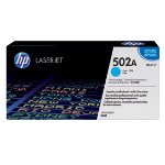 Original HP Q6471A LaserJet cyan toner cartridge HP No 502A
