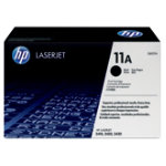 Original HP Q6511A LaserJet black toner cartridge HP No 11A