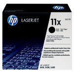 HP Laserjet Black Toner Cartridge Q6511X