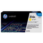 Original HP Q7562A LaserJet yellow toner cartridge HP No 314A