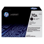 Original HP Q7570A LaserJet black toner cartridge HP No 70A