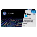 Original HP Q7581A LaserJet cyan toner cartridge HP No 503A