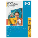 HP Advanced Photo Paper Glossy Inkjet 100 x 150 mm 250gsm pack 25