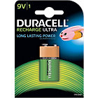 Duracell 9V NIMH HR Rechargeable Battery