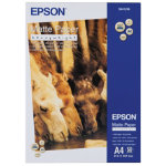 Epson Inkjet Photo Paper Matte White A4 167gsm
