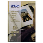 Epson Premium Photo Paper Glossy White Inkjet 100 x 150mm 255gsm