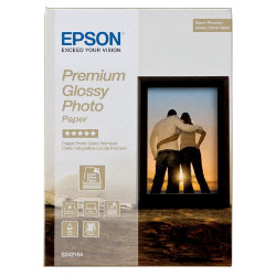 Epson Premium Photo Paper White Glossy 130 x 180 mm 255gsm