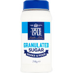 Tate Lyle White Sugar Shaker 750g Drum