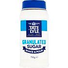 Tate Lyle White Sugar Shaker 750g Drum