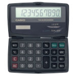 Casio Sl210TE Folding Calculator