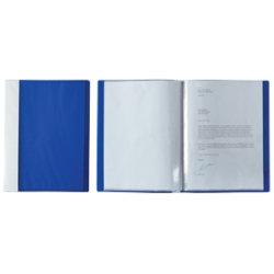 Elba Snap Display Book Blue Each