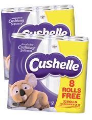 2 for €20 onCushelle Toilet Paper