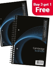 From €11.99 Cambridge Notebooks