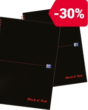 Now from €5.79 Black n' Red Notebooks