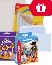 7 Super Deals on envelopes and labels!