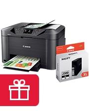 Canon Printer MAXIFY 4in1 Inkjet MB2350