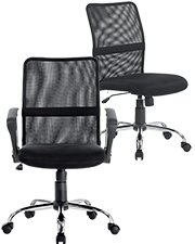 Only €34.99 Niceday Ness Mesh Office Chairs