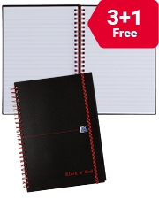 3 + 1 Free Oxford Notepads