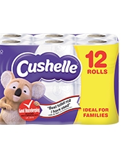 As Low As €7.49 Cushelle Comfort Toilet Roll
