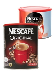 Only  €19,99 Nescafe Original Coffee