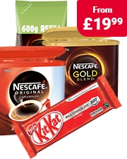 Free Kit Kat Nescafe Coffee