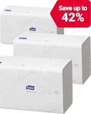 From £3.99 Tork Hand Towels