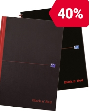 Now from £4.79 Oxford Casebound Notebook