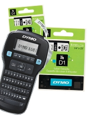 Free Dymo® labeller Dymo® D1 Tapes