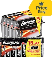 Only £6.99 on Energizer AA Alkaline Batteries (16 pack)