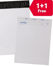 From £2.39 niceday® White Lip Postsaver Envelopes