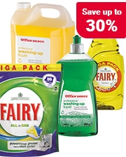 From £0.99 Dishwashing Liquid