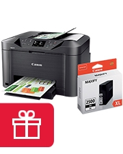 Canon Printer MAXIFY 4in1 Inkjet MB2350