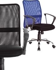 Now only £25.49 Niceday Ness Mesh Office Chairs