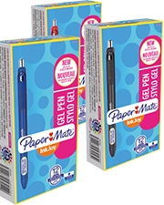 Now only £13.49 Paper Mate Inkjoy Gel Pens