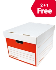Now from £24.99 on selected Office Depot archive boxes