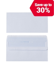 Now from £6.99 on Office Depot DL business envelopes