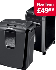 Save Over 40% Fellowes M-8C Shredder