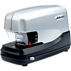 Rexel Electric Stapler 70 50 Sheets Black Silver