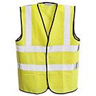 Alexandra Hi vis vest yellow size L