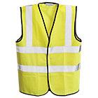 Alexandra Hi vis vest yellow size M