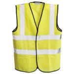 Alexandra Hi vis vest yellow size XXL