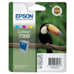 Epson T009 five colour printer ink cartridge T009401