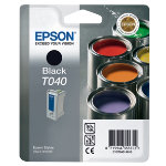 Epson T0401 black printer ink cartridge T040120