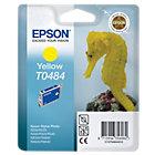 Epson T0484 Original Ink Cartridge C13T04844010 Yellow
