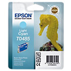 Epson T0485 Original Ink Cartridge C13T04854010 Light Cyan