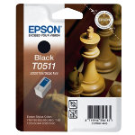 Epson T0511 Original Black Ink Cartridge C13T05114010