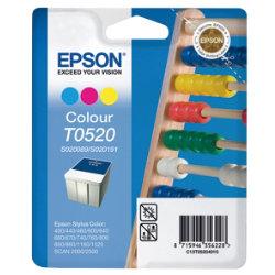 Epson T0520 Original 3 Colours Ink Cartridge C13T05204010