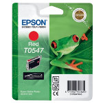 Epson T0547 red printer ink cartridge T054740